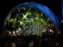 CMC Festival KUPOLA STAGE-pozornica CROATIAN MUSIC CHANEL FESTIVAL ,Vodice 2010 CMC Festival- Vodice