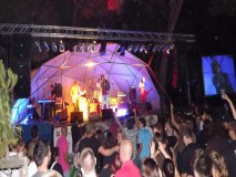 Parkfest Festival NOVIGRAD KUPOLA STAGE-pozornica  2011 PSIHOMODO POP