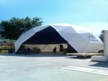 2015  VARAŽDIN Velika kupola  14.4m promjera