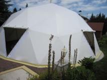 kupola kao pokrov za bazen