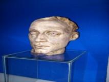 BORIS LEINER skulptura GLAVA