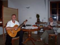 Vladimir Proskurnjak desno i ja