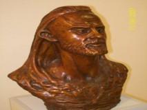 BORIS LEINER -skulptura Yohny  Branimir  ŠTULIĆ (AZRA)   bronca- poprsje  cijena    JOHNY BRANIMIR ŠTULIĆ (AZRA)  bronca- poprsje  J.B.ŠTULIĆ    CIJENA   12.000  EURA ,  veličina 56 x50 cm