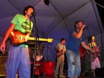 Novigrad Parkfest  2011 RocK POZORNICA GEO-NET 12M reage band ????domaći odlični glazbenici